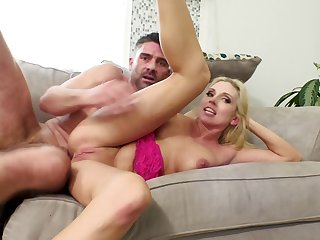 Christie Stevens gets her Heraldry sinister pussy and ass owned by Toni Ribas