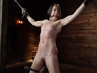 Dealings gadgetry and strong cum are the favorite things of Cheyenne Jewel