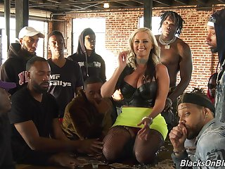 Alena's milkshake brings all a difficulty guys to a difficulty yard and her porn interview is hot