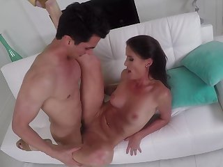 Dick tease Sofie Marie follows browse with great shafting